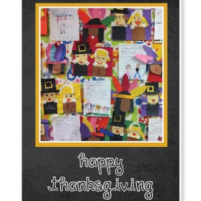 Free Printable Happy Thanksgiving Card