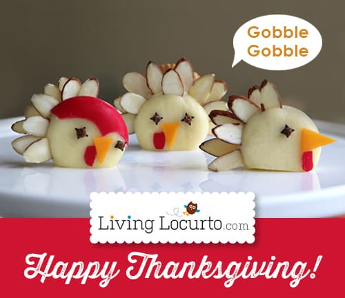 Happy Thanksgiving from Living Locurto! LivingLocurto.com