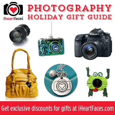 Holiday Gift Ideas for Photography Lovers!