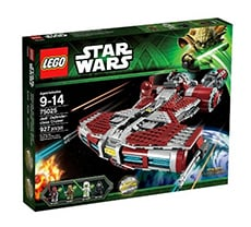 LEGO Star Wars Set plus awesome holiday Christmas gift ideas for kids of all ages! LivingLocurto.com
