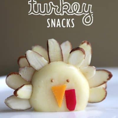 Turkey Cheese Healthy Snacks – Fun Food Ideas for Kids