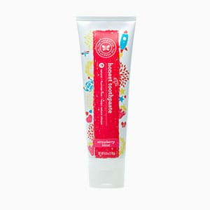 The Honest Company kids tooth paste. Awesome holiday Christmas gift ideas for kids of all ages! LivingLocurto.com
