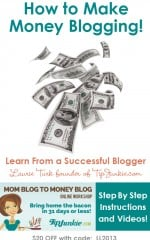How to make money with your blog!