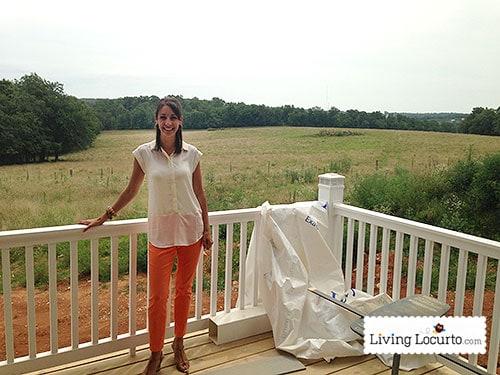 Country Home Tour - Beautiful House! LivingLocurto.com