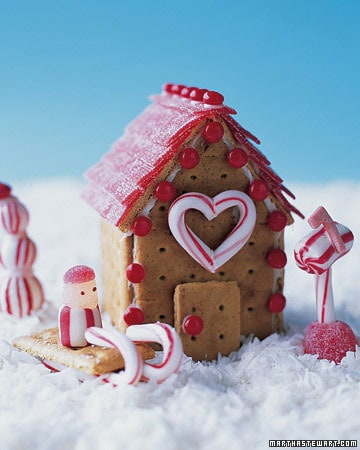 Gingerbread House Decorating Ideas