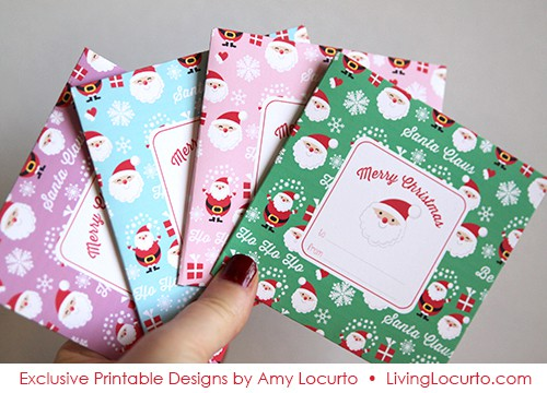 image relating to Printable Gift Card Holders named Cost-free Printable Do it yourself Xmas Reward Card Holder