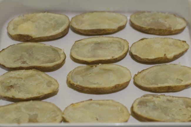 Taco Potato Skins - Easy Party Appetizer Recipe