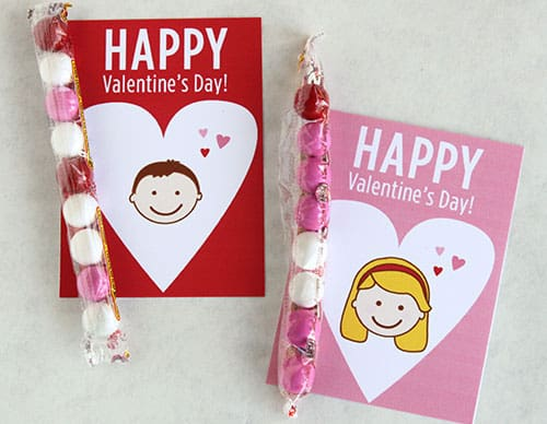 Valentine's Day Printable Bundle is full of our MOST POPULAR Valentines for kids, teachers.