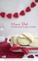 Soft Sugar Cookies Recipe