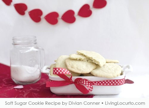 Family Recipe - Soft Sugar Cookies by Divan Conner. LivingLocurto.com