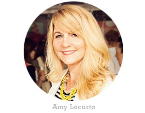 Amy Locurto DIY Party & Craft Lifestyle Blogger from Dallas, Texas. LivingLocurto.com