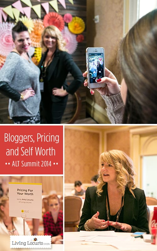 Blogging Tips, Self Worth and ALT Summit 2014 Recap. LivingLocurto.com