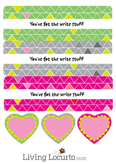 graphic relating to Pencil Valentine Printable identified as Totally free Printable Pencil Holder Valentines