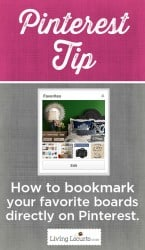 How to Use Pinterest - Bookmarking Your Favorite Boards Directly on Pinterest