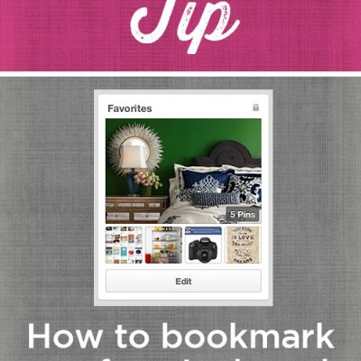 How to Pin Your Favorite Boards on Pinterest