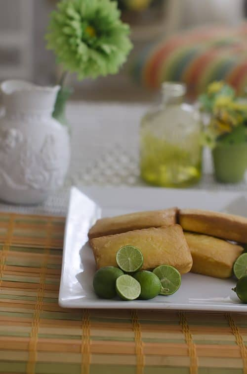 Key Lime Shortcake. A delicious and easy dessert recipe!