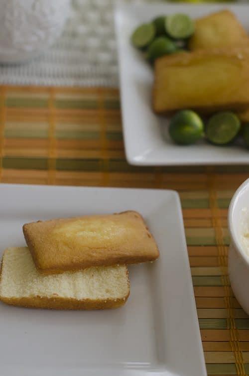 Key Lime Shortcake easy dessert recipe