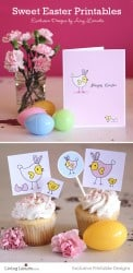 Easter Party Printables Living Locurto Exclusive
