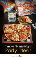 Game Night Party Ideas and Free Printables