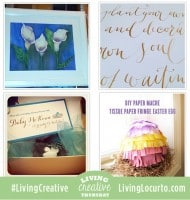 Living Creative Thursday March-feature