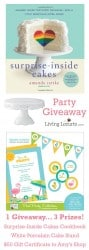 Party Giveaway on Living Locurto