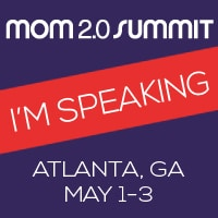 Mom 2.0 Summit Speaker - Amy Locurto - Living Locurto