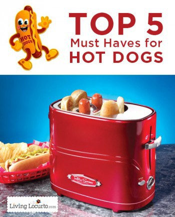 Top 5 Hot Dog Making Products