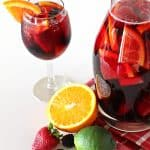 Skinny Sangria Cocktail Recipe