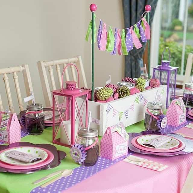 35 Ultimate DIY Table Ideas For A Birthday Party Table Decorating