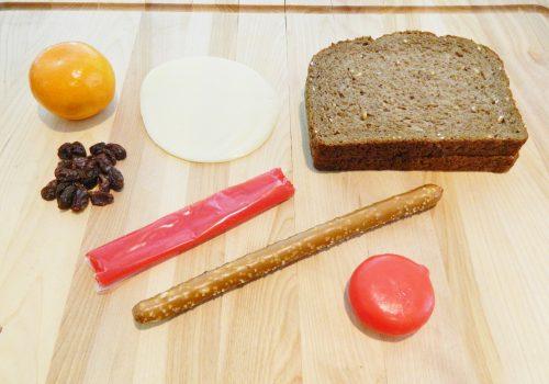 Cute Sport Lunch! Fun Food Idea. LivingLocurto.com