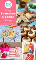 15 Easy Summer Cookie Recipes