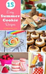 15 Easy Summer Cookie Recipe Ideas