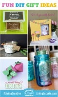 5 Fun DIY Gift Ideas
