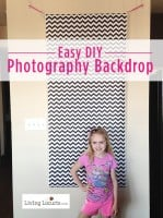 Easy DIY Photo Booth Background