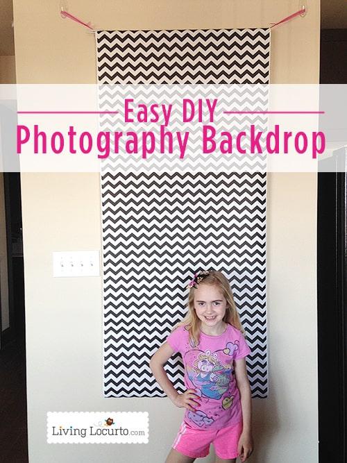 Easy Homemade Diy Photo Booth Background Idea Livinglocurto