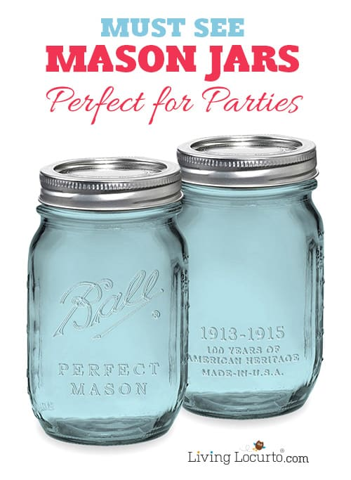 Must See Mason Jars Fun Party And Gift Ideas