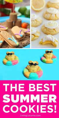 Summer Cookie Recipes