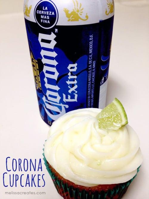 Corona Cupcakes Recipe