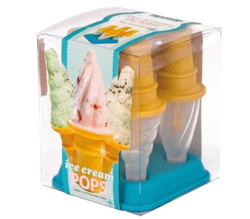 The Coolest Popsicle Mold Ideas! Ice Cream pops maker