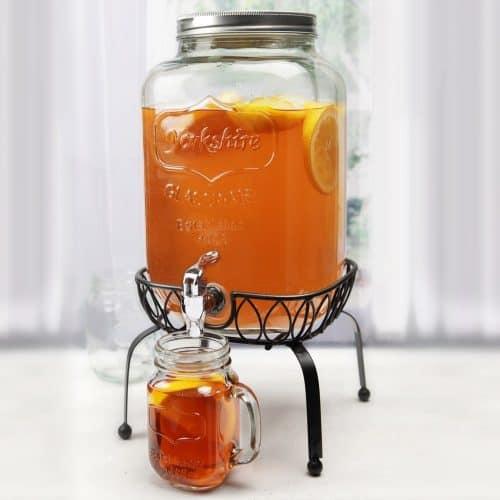 mason jar pitcher