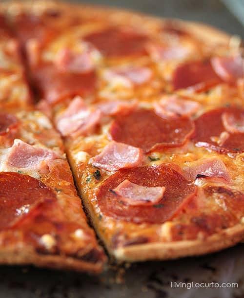 Ristorante Grilled Pizza
