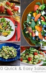 10 Easy Salad Recipes