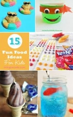 15 Fun Summer Food Ideas for Kids