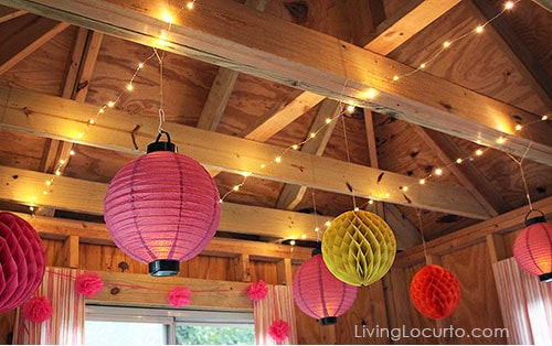 Tree House Tour And Backyard Campout Ideas LivingLocurto