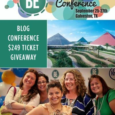 Blog Elevated Conference Ticket Giveaway
