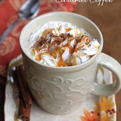 Butterscotch Caramel Coffee