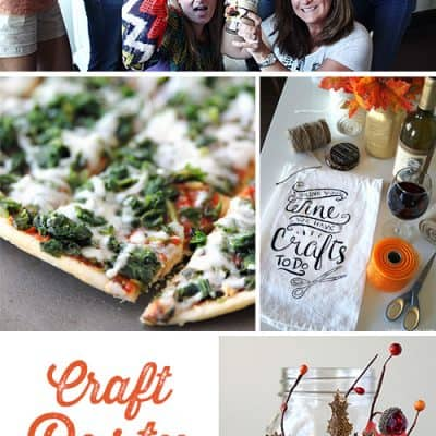 Holiday Craft Party Tips & Giveaway