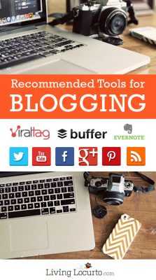 Tools for Blogging
