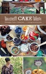 Mini-Bundt-Cake-Bar-Outdoor-Party