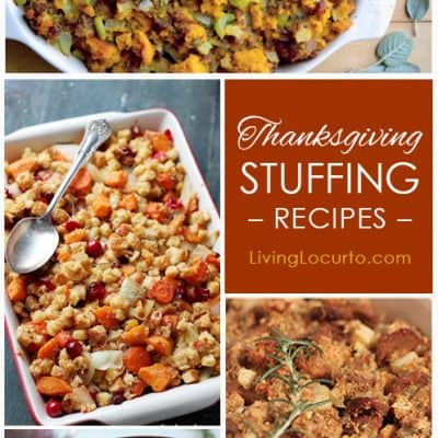 Stuffing or Dressing? Thanksgiving Recipe Ideas